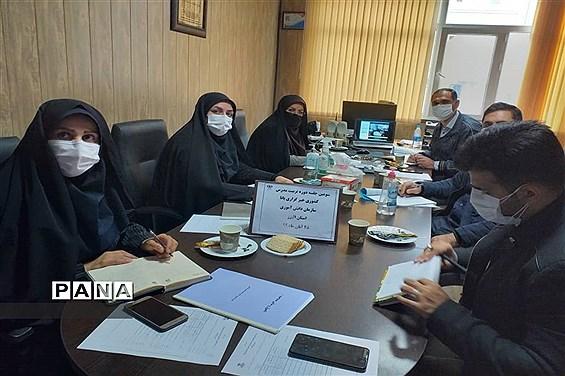 سومین جلسه دوره آموزشی تربیت مدرس کشوری خبرنگاران پانا در استان البرز