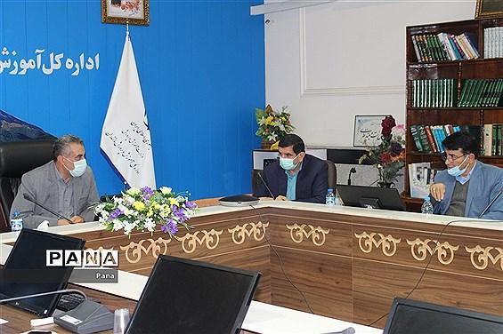 نشست شورای سازمان دانشآموزی مازندران
