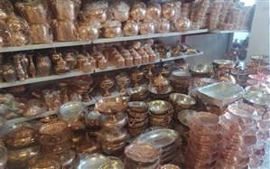 رکود بازار مس زنجان در ایام کرونا