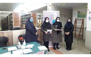 استعدادیابی در حرفه مجریگری همراه با پویش هفته کتابخوانی در ملارد