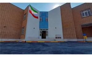 افتتاح هنرستان شهدای وزارت امور خارجه در سوسنگرد