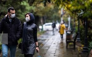 کیفیت هوای تهران در آبان ماه چگونه بود؟