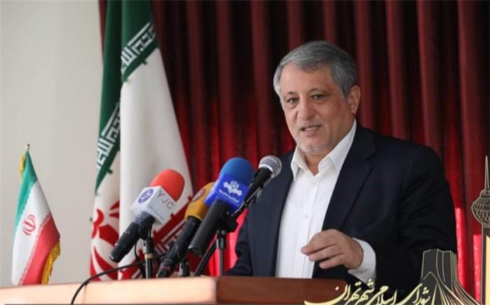 محسن هاشمی، رئیس شورای اسلامی شهر تهران؛
