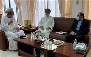 راههای توسعه همکاری فرهنگی ایران و عمان بررسی شد