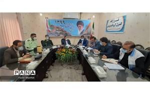 برگزاری جلسه ستاد مدیریت مقابله با کرونا شهرستان رامشیر