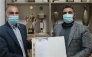 انتصاب اولین مسئول کمیته ورزش روستایی هیات والیبال استان بوشهر