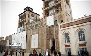 ارتفاع ساختمان مجاور کاخ گلستان یک طبقه کم شد