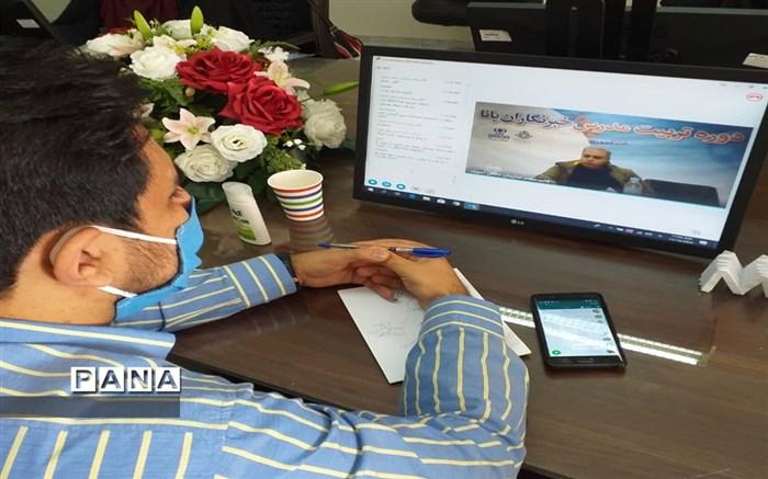 دوره مقدماتی تربیت مدرس خبرنگاران پانا در شهر تهران