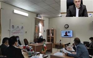مدیر کل دفتر آموزش متوسطه نظری بر ماموریتهای دبیرخانه راهبری کشوری مدیران تاکید کرد