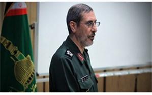 فرمانده سپاه سیدالشهداء(ع) استان تهران تغییر کرد