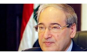سوریه ترور شهید فخری زاده را محکوم کرد