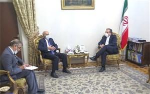 مناقشه قرهباغ محور گفتوگوی عراقچی با سفیر ارمنستان در ایران