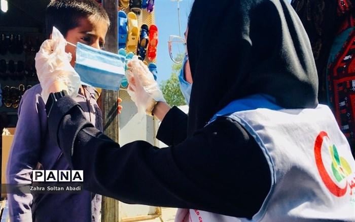 اجرای طرح آمران سلامت در ایرانشهر