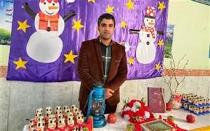 معلم بوشهری با ارثیه اش، برای دانش آموزان تبلت خرید