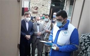 بازدید استاندار گیلان از اجرای طرح محلهمحور شهید سلیمانی در رشت