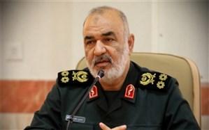 فرمانده کل سپاه: قطعاً عاملان این جنایت بزرگ مجازات خواهند شد