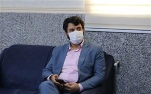 بازدید عضو هیئت علمی دانشگاه امام صادق(ع)  از اتم