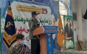 سردار ذوالقدر: سازمان بسیج جزئی از مردم است