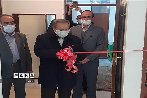 افتتاح ساختمان بازسازی شده و تشکیل شورای برنامه ریزی سازمان دانش آموزی استان اردبیل