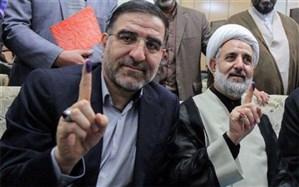 امیرآبادی: آقای ذوالنوری امروز حتی یک رای هَم نداده، این حقوق ملت است که ایشان تضییع میکند