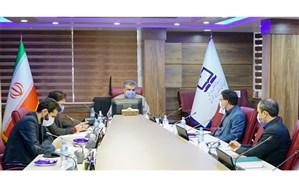 بیان راهکارهای سازمانی در بهینهسازی فرایندها در نشست بررسی عملکرد اداره کل امور اداری و پشتیبانی