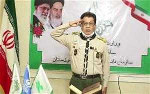 پیام سپاس پیشتازان سازمان دانش آموزی استان خوزستان