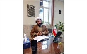 آموزش های دینی در دبیرستان حربن ریاحی منطقه4 ادامه دارد