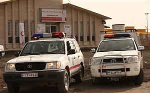 آماده باش امدادگران هلال احمر زنجان در بارش های آینده