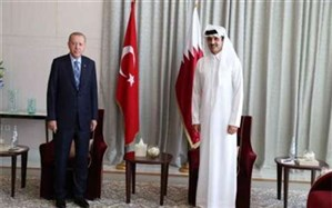 سفر امیر قطر به ترکیه برای شرکت در ششمین نشست کمیته دوجانبه