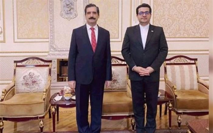 سفیر ایران در آذربایجان