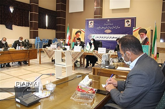 برگزاری اولین نشست مجلس دانش آموزی استان چهارمحال و بختیاری