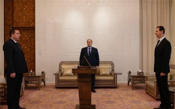 سفیر سوریه در ایران