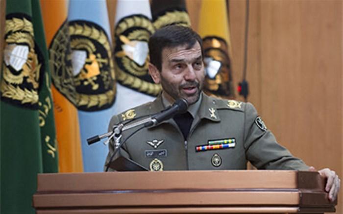 سخنگوی ارتش