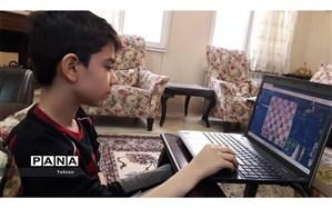 مسابقات مجازی شطرنج در سایت جهانی منطقه 12
