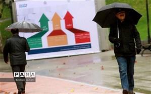 تداوم بارشها در برخی استانها؛ دمای هوا افزایش مییابد
