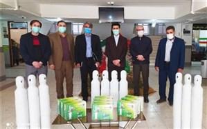 خرید 10 دستگاه کپسول اکسیژن برای بیماران فرهنگی