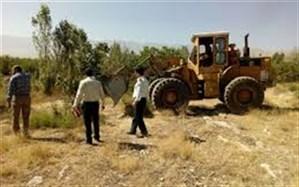 ۱۱۴ هکتار اراضی دولتی در آبان امسال رفع تصرف شد