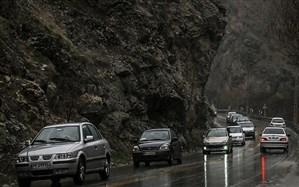 افزایش تردد بین جادهای در شبانهروز گذشته
