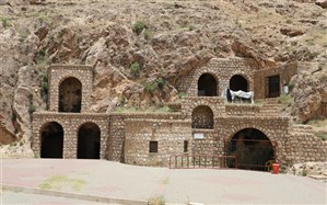 زیرساختهای گردشگری در محوطه غار کتله خور تکمیل شد