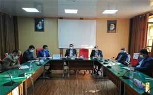 جلسه گروه بهبود کیفیت سوادآموزی برگزار شد