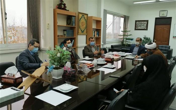 هماهنگی و پشتبانی روسا دانشگاههای استان گیلان در طرح  شهید سلیمانی