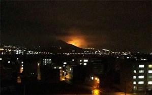 دلیل صدای انفجار مهیب در سنندج چه بود؟
