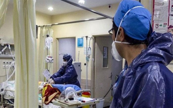 تعداد مبتلایان و بستری های کرونایی در البرز کاهش یافت