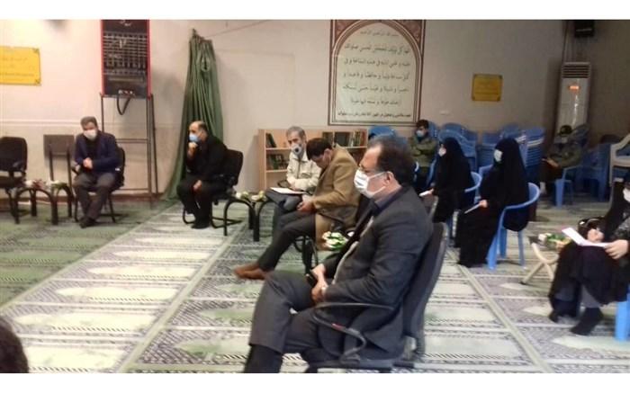 شهبازبیگی: آموزش و پرورش منطقه5 از اجرای طرح «سردارسلیمانی» برای مقابله با کرونا حمایت می کند