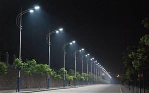 ۱۶۰ هزار چراغ روشنایی در معابر اصلاح شد