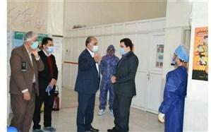 افزایش مراکز بهداشتی تشخیص کرونا در ملارد