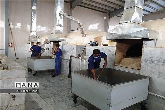 راهاندازی اولین کارخانه تولید ارده استان فارس در شهرستان نی ریز
