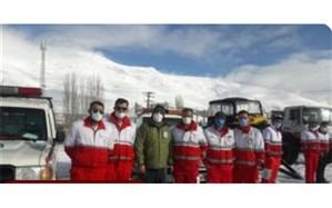 برگزاری مانور آمادگی  برای ایستادگی در برابر حوادث زمستانی  در دماوند
