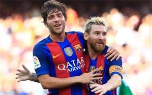 تست کرونا ستاره بارسلونا مثبت شد