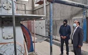 ظرفیت تولید اکسیژن مایع در آذربایجانشرقی افزایش یافت
